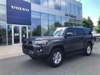 Used 2019 Toyota 4Runner SR5 - LOCAL, NO ACCIDENTS! for sale in Surrey, BC