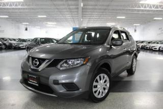 Used 2016 Nissan Rogue NO ACCIDENTS I REAR CAM I KEYLESS ENTRY I POWER OPTIONS I BT for sale in Mississauga, ON
