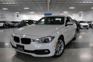 Used 2017 BMW 3 Series 320i xDRIVE I NO ACCIDENTS I REAR CAM I PARKING SENS I BT for sale in Mississauga, ON