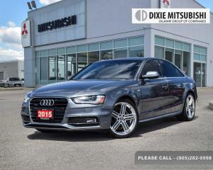 Used 2015 Audi A4 quattro for sale in Mississauga, ON
