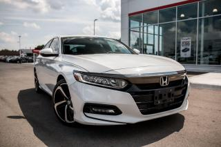 Used 2018 Honda Accord Sport for sale in Woodstock, ON
