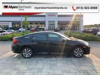 Used 2018 Honda Civic Sedan SE CVT  - Heated Seats - $128 B/W for sale in Ottawa, ON