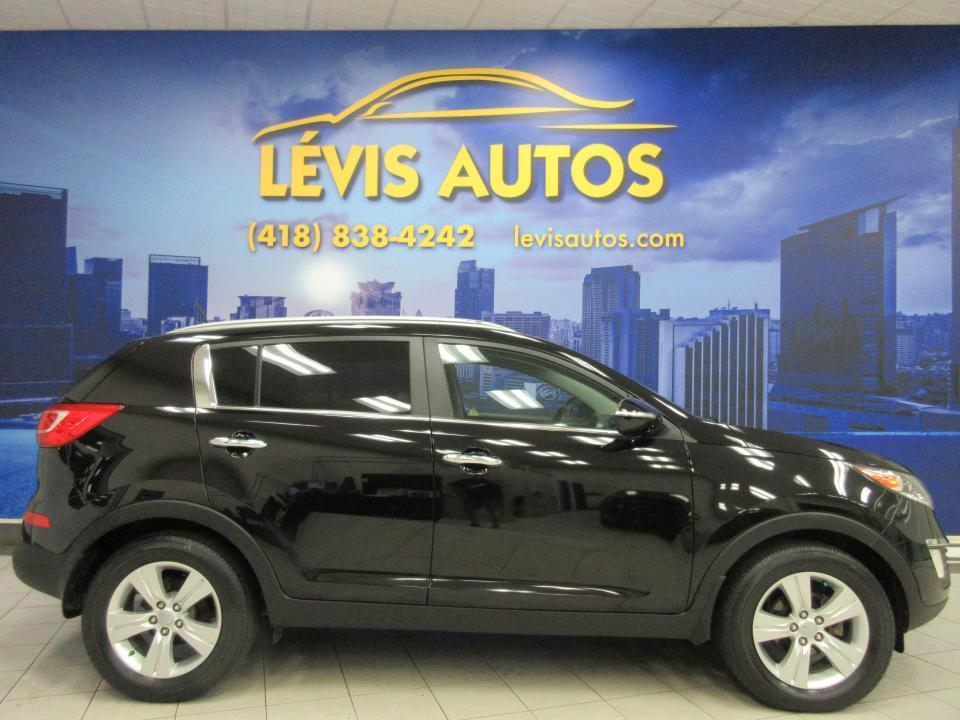used 2011 kia sportage ex automatique siege chauffant bluetooth for sale in lévis, quebec carpages.ca