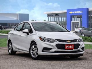 Used 2016 Chevrolet Cruze LT Turbo for sale in Markham, ON