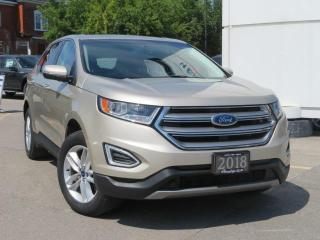 Used 2018 Ford Edge SEL AWD - One Owner/Remote Start/Navigation/Reverse Camera/Heated Seats for sale in Hagersville, ON