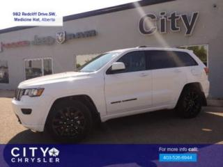 Used 2019 Jeep Grand Cherokee Altitude for sale in Medicine Hat, AB