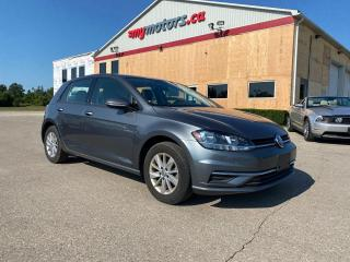 Used 2019 Volkswagen Golf COMFORTLINE with LOW KMS! for sale in Tillsonburg, ON