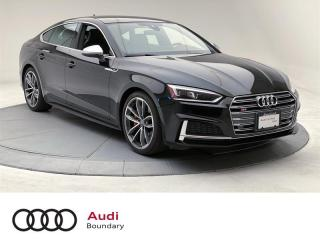 Used 2018 Audi S5 3.0T Technik quattro 8sp Tiptronic for sale in Burnaby, BC