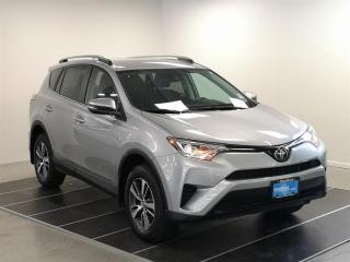 Used 2018 Toyota RAV4 AWD LE for sale in Port Moody, BC