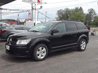 Used 2015 Dodge Journey SE Plus for sale in Welland, ON