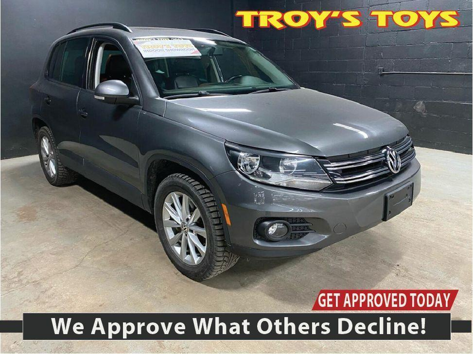 used 2013 volkswagen tiguan trendline for sale in guelph, ontario carpages.ca