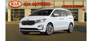 New 2020 Kia Sedona LX+ for sale in Owen Sound, ON
