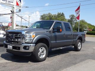 Used 2012 Ford F-250 XLT for sale in Welland, ON