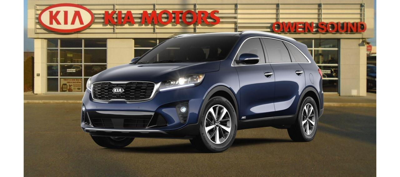 used 2020 kia sorento ex v6 for sale in owen sound, ontario carpages.ca