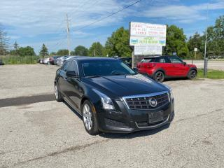Used 2013 Cadillac ATS for sale in Komoka, ON