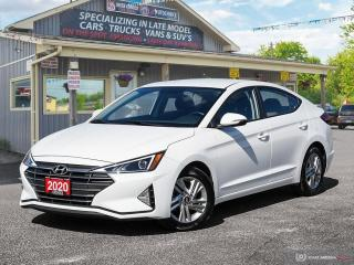 Used 2020 Hyundai Elantra Preferred,R/V CAM,BCW,B.TOOTH,HEATED SEATS+S/WHEEL for sale in Orillia, ON