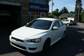Used 2011 Mitsubishi Lancer SE for sale in Nepean, ON