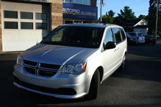 Used 2012 Dodge Grand Caravan SXT for sale in Nepean, ON