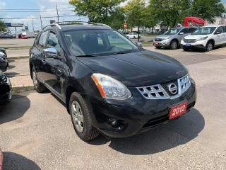 Used 2012 Nissan Rogue S for sale in Toronto, ON