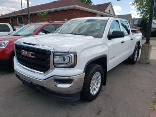 Used 2018 GMC Sierra 1500 **Crew Cab*Low Kms*Bluetooth*4x4** for sale in Hamilton, ON