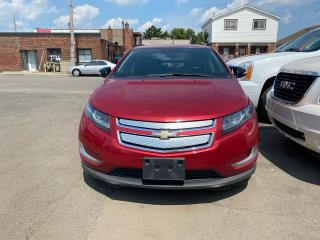 Used 2013 Chevrolet Volt **ELECTRIC HYBRID**LEATHER SEATS**SXM RADIO** for sale in Hamilton, ON