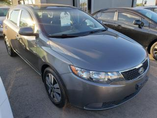 Used 2013 Kia Forte5 **EX**HATCHBACK**LOW KMS**BLUETOOTH** for sale in Hamilton, ON