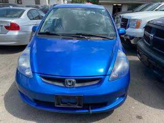 Used 2008 Honda Fit **DX** for sale in Hamilton, ON