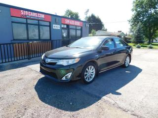 Used 2012 Toyota Camry XLE|NAVI|BACKUP CAMERA|BLUETOOTH|SUNROOF for sale in St. Thomas, ON