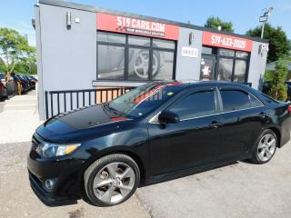 Used 2014 Toyota Camry SE   Leather   Sunroof   Heated Seats for sale in St. Thomas, ON