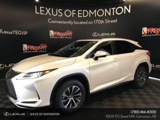 New 2020 Lexus RX 350 Luxury Package for sale in Edmonton, AB