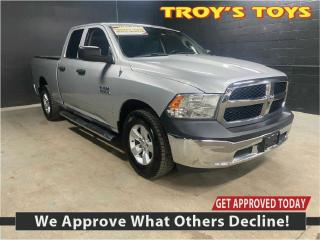 Used 2013 RAM 1500 ST Quad Cab for sale in Guelph, ON