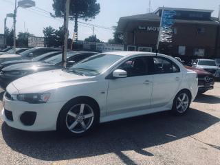 Used 2016 Mitsubishi Lancer ES for sale in Scarborough, ON