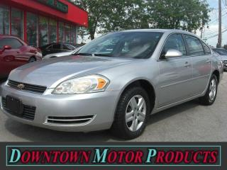 Used 2006 Chevrolet Impala LS for sale in London, ON