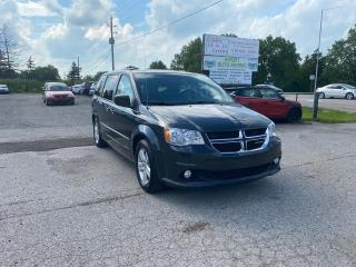 Used 2011 Dodge Grand Caravan Crew for sale in Komoka, ON