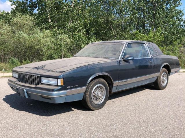 1988 Chevrolet Monte Carlo BARN FIND- LS V6