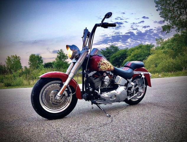 2001 Harley-Davidson FAT BOY CUSTOM