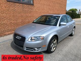 Used 2006 Audi A4 2.0T for sale in Oakville, ON