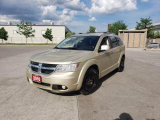 Used 2010 Dodge Journey R/T, Leather, AWD, 3/Y warranty available. for sale in Toronto, ON