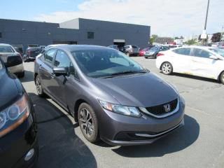 Used 2014 Honda Civic EX Sunroof and more! for sale in Halifax, NS