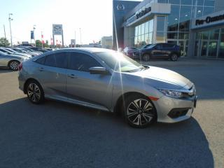 Used 2016 Honda Civic EX-T for sale in St Catharines, ON
