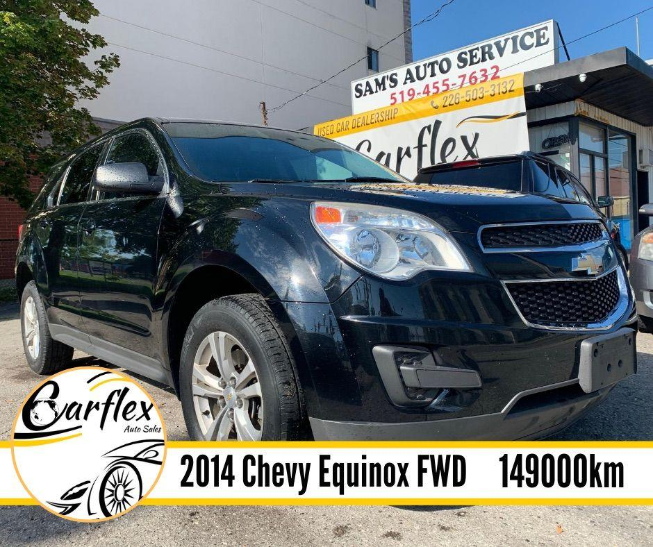 used 2014 chevrolet equinox ls for sale in london, ontario carpages.ca