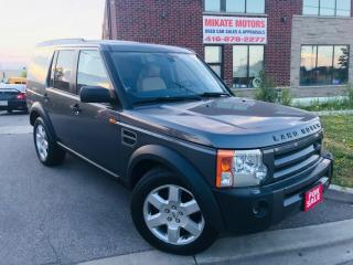 Used 2005 Land Rover LR3 HSE for sale in Rexdale, ON