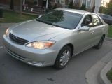 Photo of Silver 2002 Toyota Camry