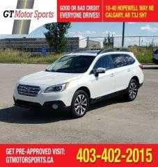 Used 2015 Subaru Outback 3.6R w/Limited & Tech Pkg for sale in Calgary, AB