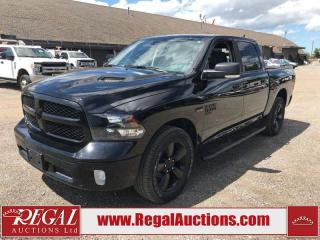 Used 2019 RAM 1500 Classic SLT CREW CAB SWB 4WD 5.7L for sale in Calgary, AB