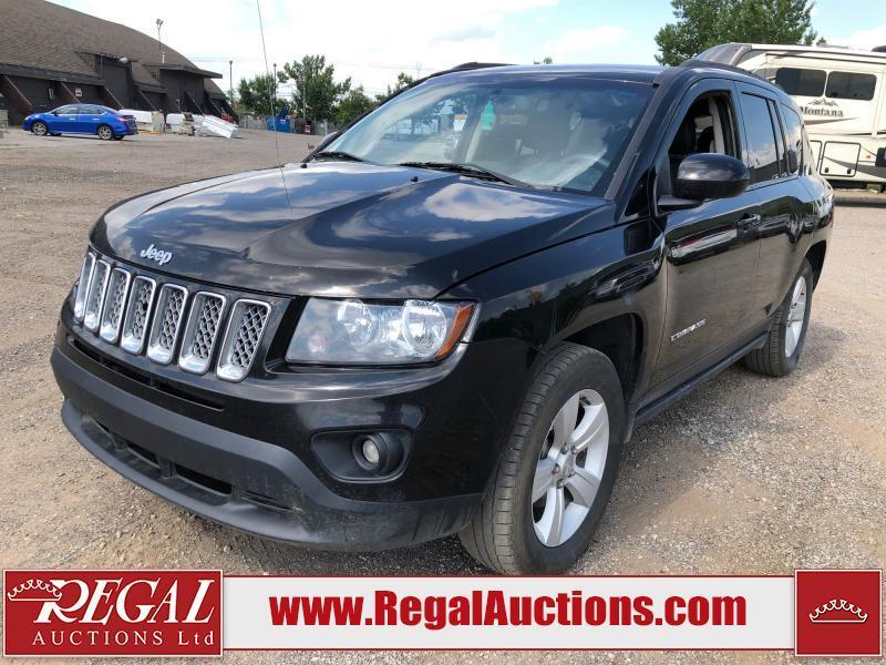 used 2016 jeep compass north 4d utility 4wd 2.4l for sale in calgary, alberta carpages.ca