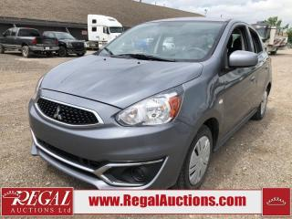 Used 2019 Mitsubishi Mirage ES Plus 4D Hatchback 1.2L for sale in Calgary, AB
