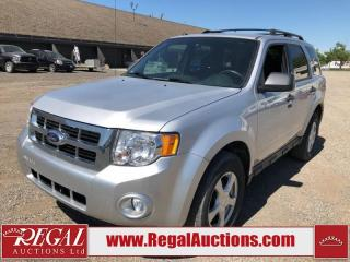 Used 2011 Ford Escape XLT 4D Utility 2WD 2.5L for sale in Calgary, AB