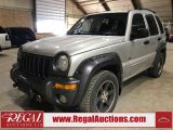Photo of Silver 2003 Jeep Liberty