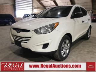 Used 2011 Hyundai Tucson 4D SUV FWD for sale in Calgary, AB